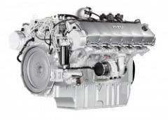 Двигатели Isuzu, Mitsubishi, Yanmar, Kubota.