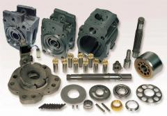 Repair of hydraulics of Rexroth, Parker, Bosch,