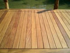 Deck board (larch). 0,140.