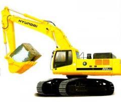 Экскаватор HYUNDAI модель 505LC-7, Экскаваторы