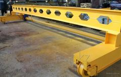 Beam crane,  Cranes stationary