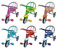 Велосипед 3кол. Дино, в ассорт, 6 цветов