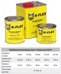 Вспомогательные материалы K-Flex  Клей K-FLEX K