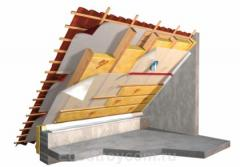Heaters for a roof