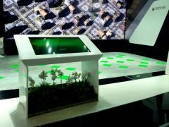 Interactive table ren