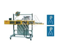 Automatic machine for folding and closing of FBF