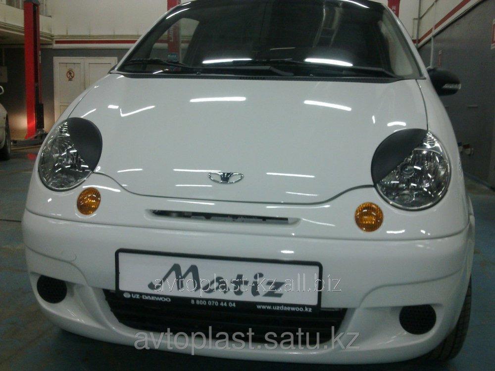 Pads on Daewoo Matiz eyelash headlights buy in Almaty