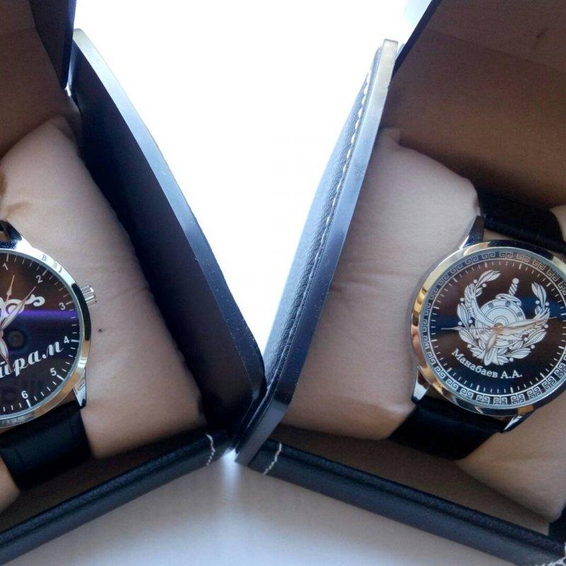Наручные часы на заказ в Алматы