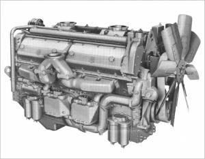 Двигатель Detroit Diesel 8V71, 12V71, 16V71, 6V92, 8V92, 12V92, 16V92,  8V149, 12V149, 16V149