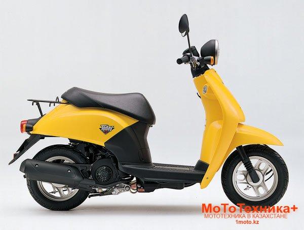 Honda today Скутер купить #11