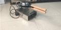 Profesyönel gofret pişirme makinası