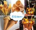 Вафельница для приготовления рожков для мороженого
