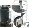 Copper solid propellant over - long burning Energy of TT-10 the Bunker - 80 kg of coal