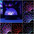 Диско-шар светодиодный цветомузыкальный Led Magic Ball