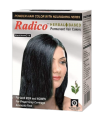 Краска для волос на основе натуральных трав,10 гр, Бургунд, Radico