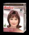 Краска для волос на основе натуральных трав , 10 гр, Темно-коричневый, Radico