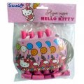 Язык-гудок с карт Hello Kitty 8шт А