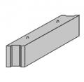 Блок бетонный для стен подвалов по гост 13579-78