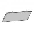 Плита упорная железобетонная ПУ 150.75.15 по ТУ 7500 PK13711-1910 3АО-001-2003
