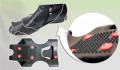 Anti-dérapante en doublure des chaussures