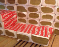 Rockwool heater