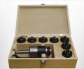 Резьбонарезной патрон с набором головок и хвостовиком МК3