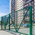Ворота распашные Gardis ВР.210.400.М3D.Н (RAL-6005)