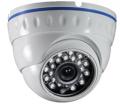 AHD Купольная видеокамера 3.6  mm. AHD758 1 MP