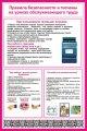 Плакат Правила безопасности на уроках труда Д.13
