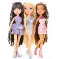 Куклы Crystalicious с акссесуарами для волос