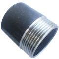 Резьба стальная короткая из водогазопроводной трубы по ГОСТ 3262-75