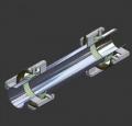 Compensator bellows-sealed rotary kardanno SISKKF type