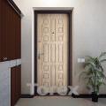 Entrance steel door Super Alpha 06