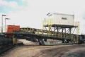 Транспорт шлака и транспорт стабилизата из электростанции на отвал