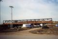 Транспортные линии для угля и рудного терминала