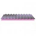 Профлист полимерный НС44 (ширина листа 1,05 м (1,00 м)