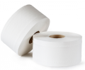 Туалетная бумага из целлюлозы 130 метров джамбо рулон