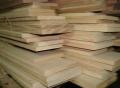 La madera aserrada