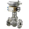 Пневматический регулирующий клапан с функцией безопасности тип 3241-1 и  3241-7