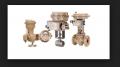 Поворотные клапаны с сегментным затвором Maxifluss тип VETEC 72.1/AT, Type 72.3/AT и тип 72.4/AT