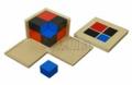 Биномиальный куб.