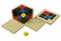 Триномиальный куб.