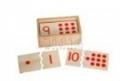 Игрушка - Цифры и точки арабские цифры