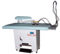 Ironing table of LGS with the vacuum pump.