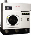 Equipment of dry dry cleaning LVH series