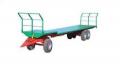 Прицеп-платформа для перевозки рулонов и тюков мод ПП-9/2