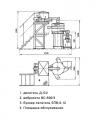 Установка рассева и пробоотбора тонкодисперсных материалов
