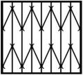 Решетки металлические