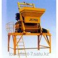 La hormigonera JS750