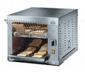 Тостеры SIRMAN, особенно удобны для подогрева и приготовления пиццы, закрытых сэндвичей, полуфабрикатов, сосисок